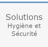 Solutions hygiène et sécurité